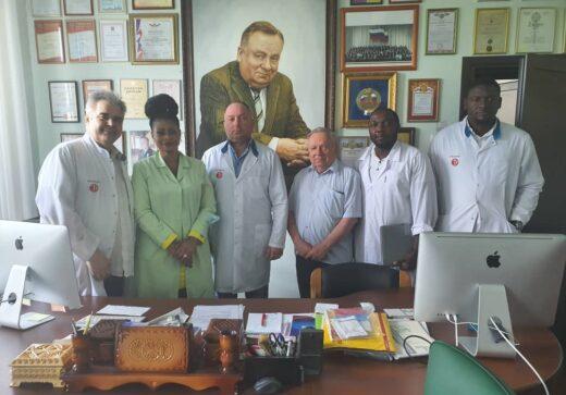 Визит внешнеторговой делегации из Камеруна